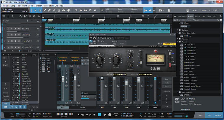 Studio One by Presonus
